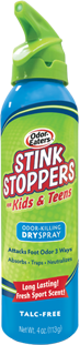 Stink Stoppers Odor-Killing Spray